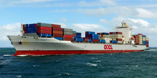 in giay muon cont OOCL